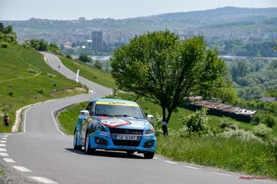 Viteza si spectacolul din Cupa Suzuki trec pe macadam la Raliul Aradului