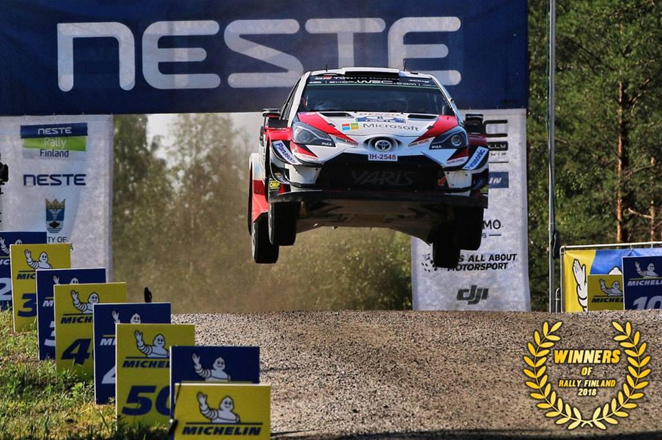 Campionat Pronosticuri WRC 2018 – Rezultate Rally Finland si Clasament General