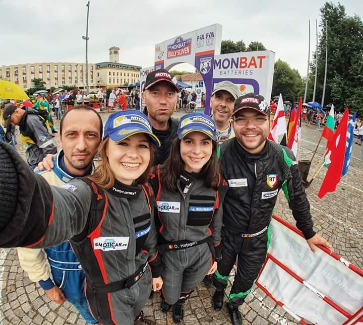 Rally Sliven 2018 – Echipajele romanesti termina cu succes prima zi