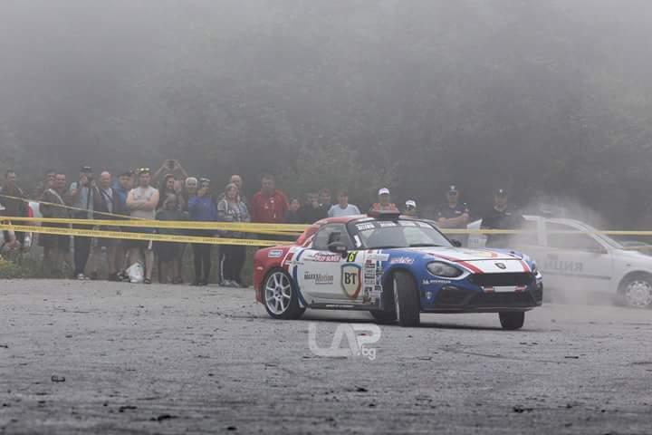 Rally Sliven 2018 – Finish pentru cele trei echipaje romanesti