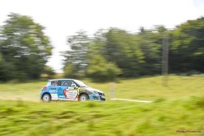 Podiumul Cupei Suzuki 2018 se va decide la Raliul Sibiului