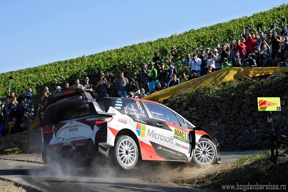 Campionat Pronosticuri WRC 2018 – Rezultate Rallye Deutschland si Clasament General