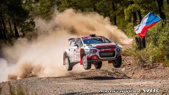 WRC Marmaris Rally Turkey 2018 – Final cu locul 2 in WRC2 pentru Tempestini; abandon pentru Raul Badiu