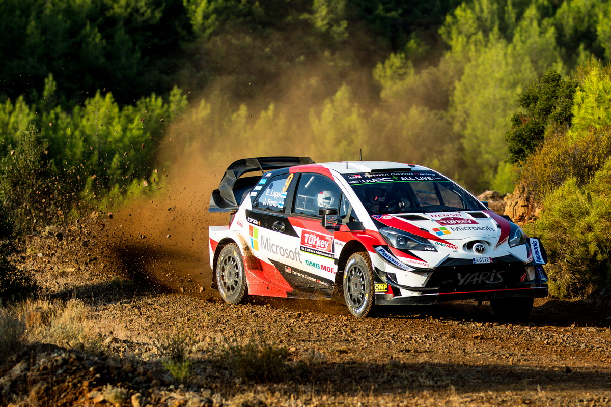 Campionat Pronosticuri WRC 2018 – Rezultate Rally Turkey si Clasament General