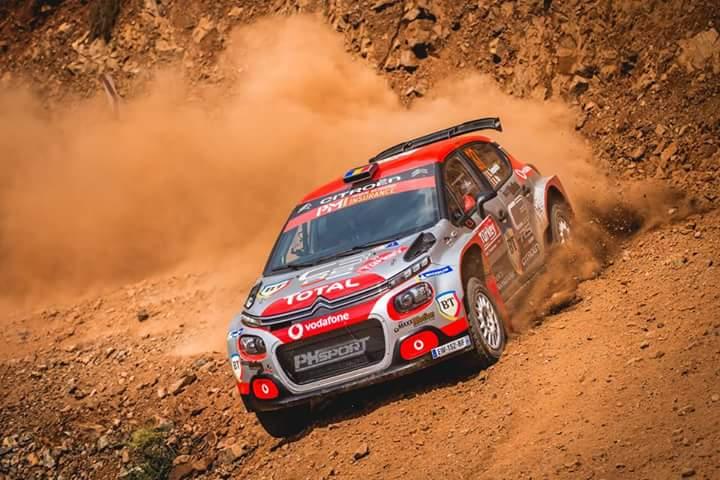 WRC Marmaris Rally Turkey 2018 – Victorie de proba si locul 2 in WRC2 pentru Tempestini; Badiu oprit pe PS12