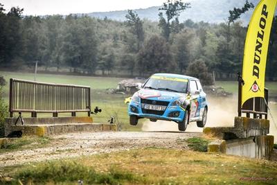 Cupa Suzuki si-a desemnat echipajul campion la Cotnari Rally Iasi