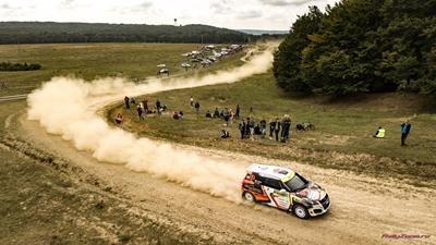 Prezenta numeroasa in Cupa Suzuki la Cotnari Rally Iasi