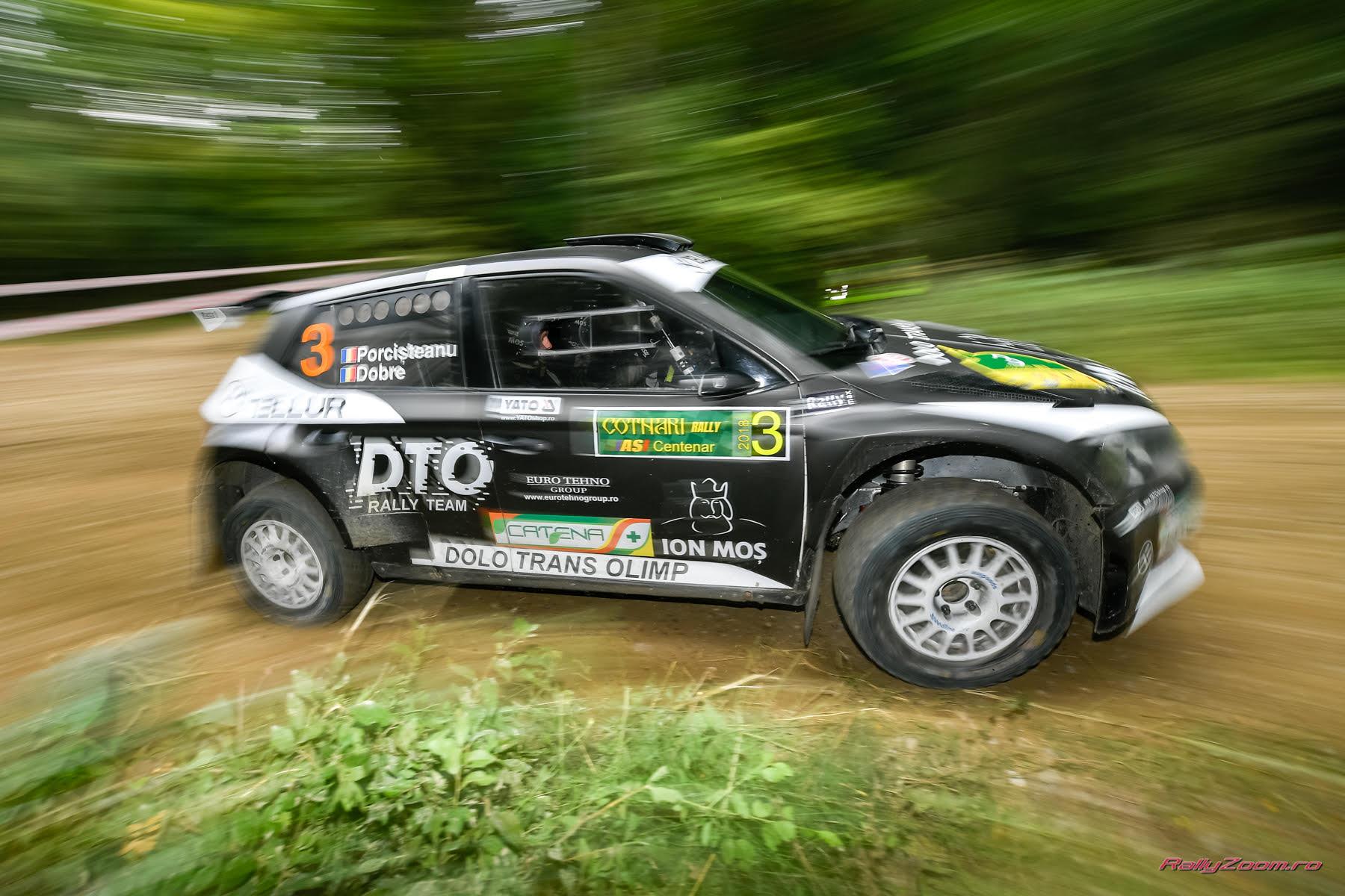 Ultima reprezentatie pe macadam pentru DTO Tellur Rally Team