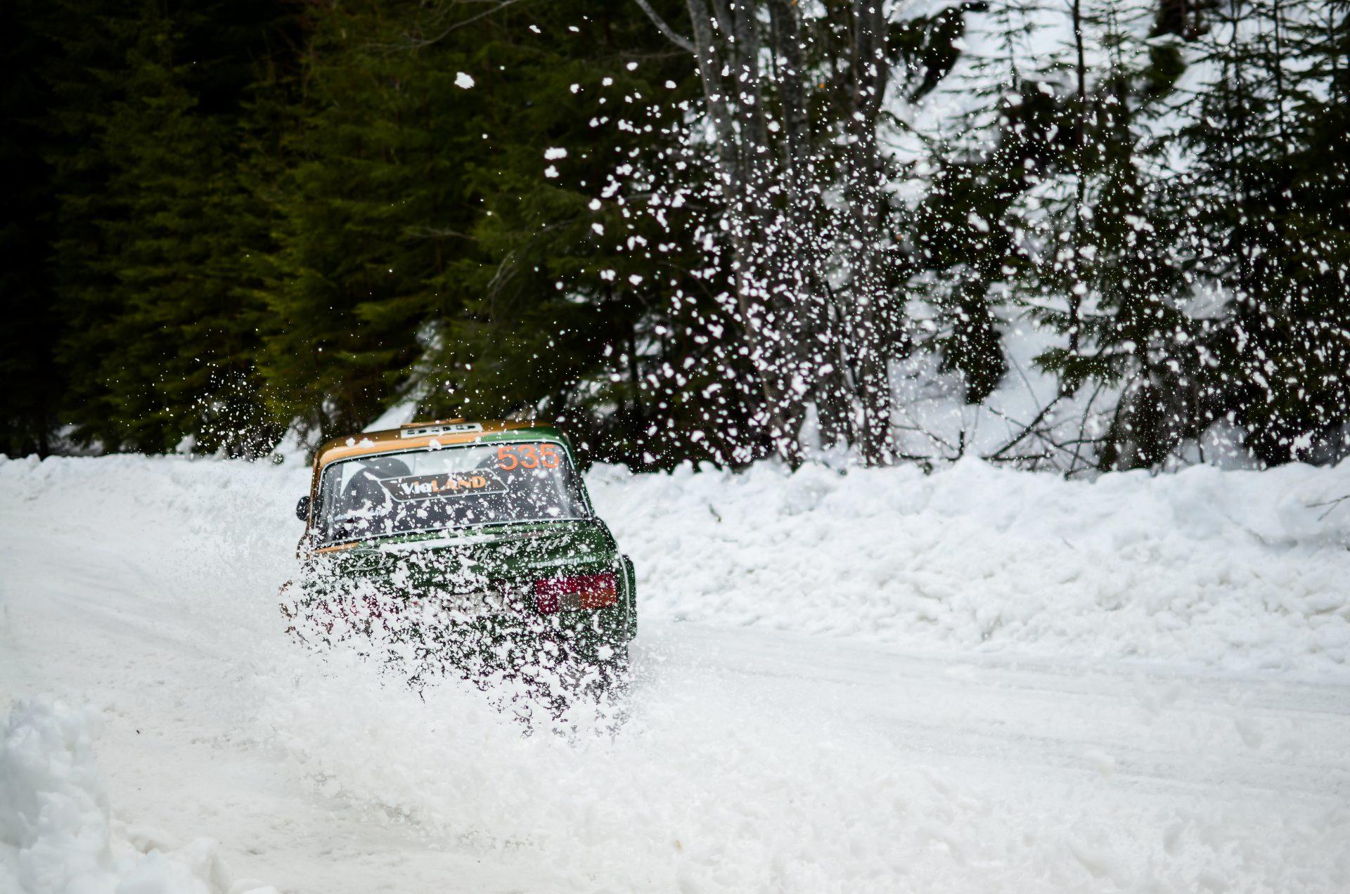 Winter Rally Covasna 2019 – Galerie foto Ziua 1