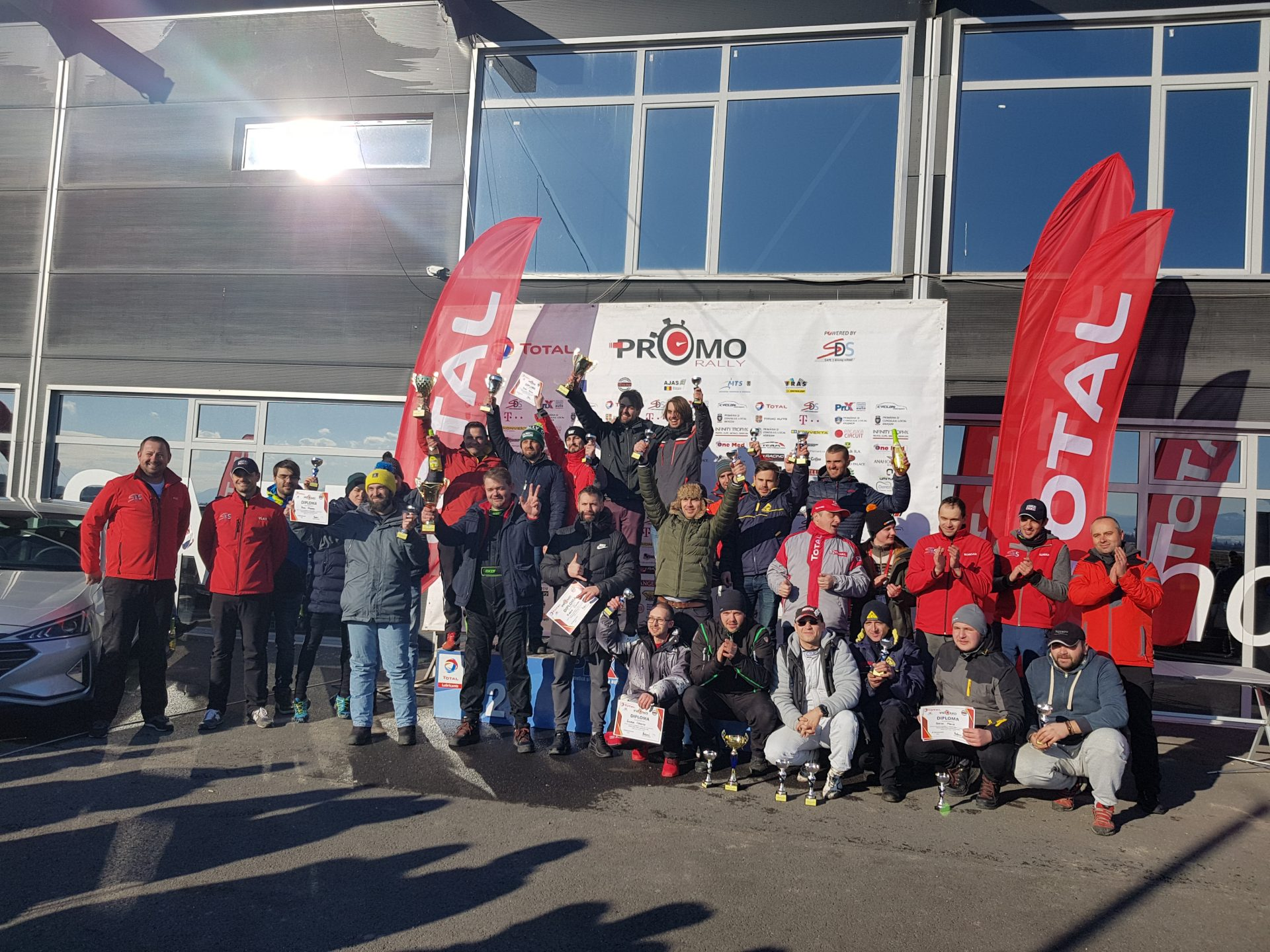 Sezonul IV al Promo Rally TOTAL powered by SDS – un real succes