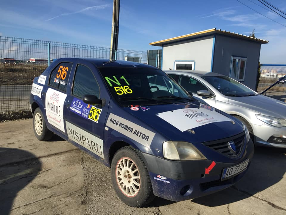 De inchiriat – Dacia Logan clasa 9