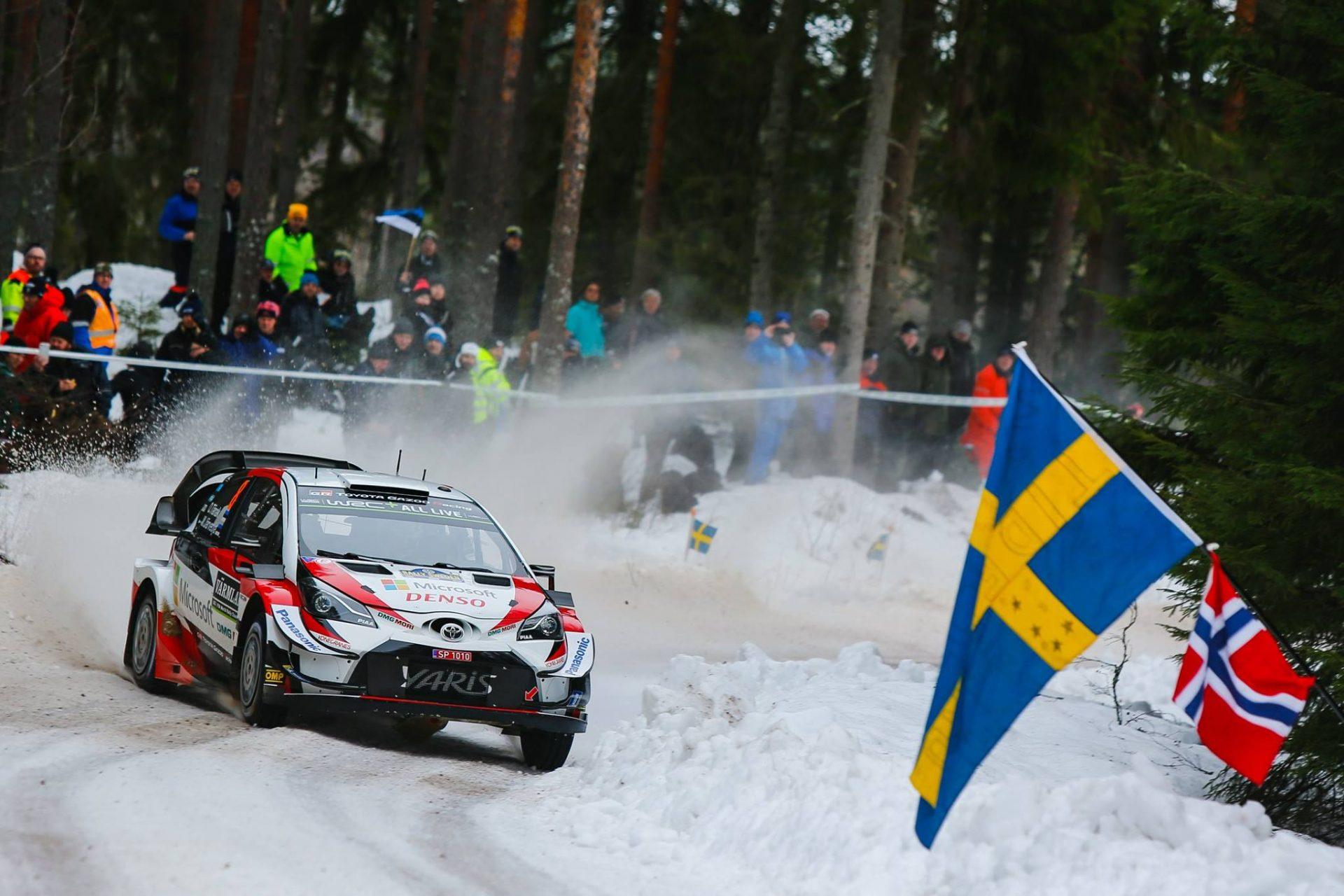WRC Rally Sweden 2019 – Lupta spectaculoasa pentru podium; ghinioane pentru Badiu