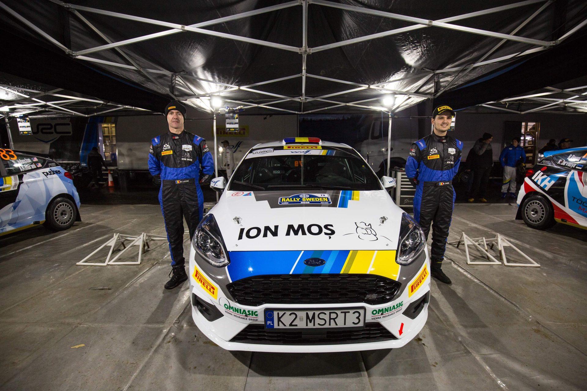 3, 2, 1, START! DEBUT IN JUNIOR WRC 2019