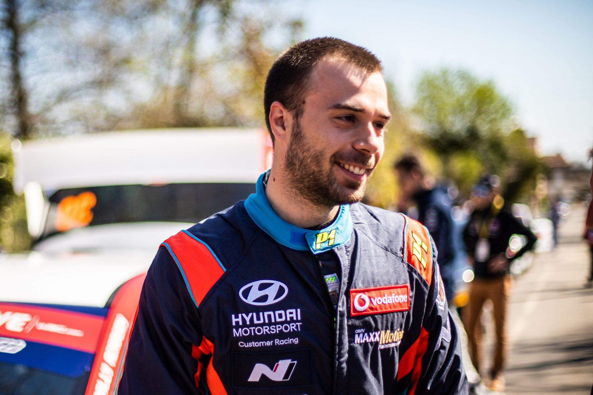 """Simone Tempestini: """"Obiectivul in WRC2 este sa ne luptam pentru podium pana la finalul sezonului"""""""