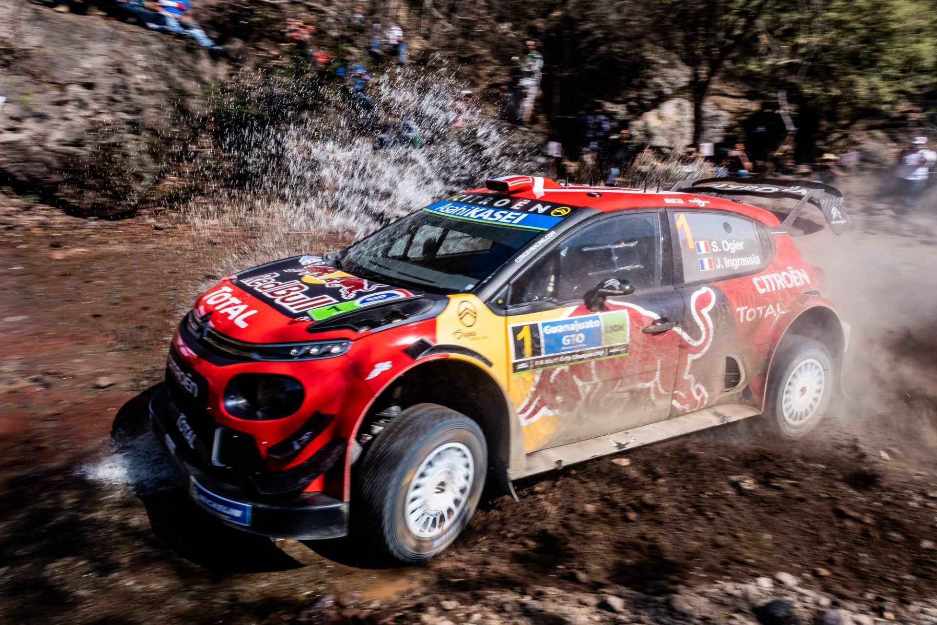 WRC Rally Mexico 2019 – Dominatia lui Ogier
