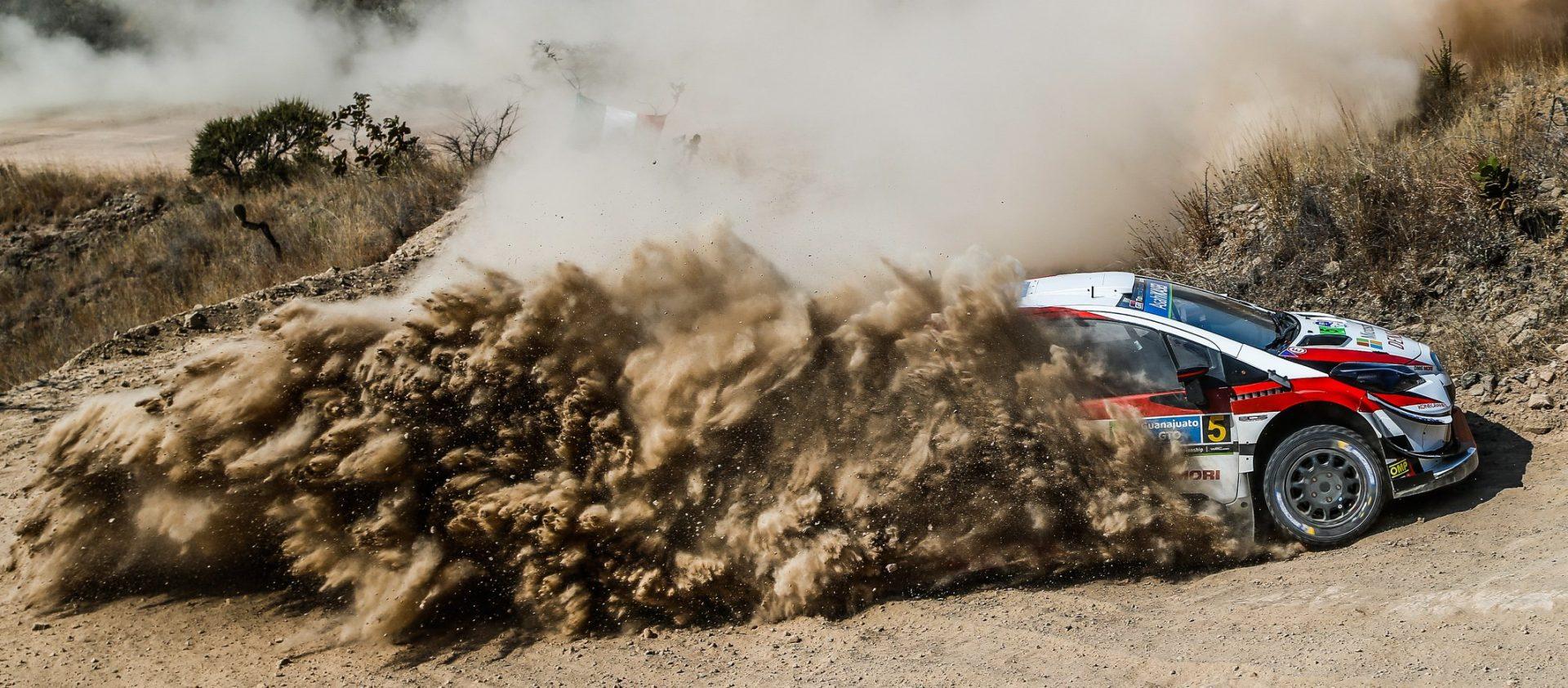 WRC Rally Mexico 2019 – Drama continua
