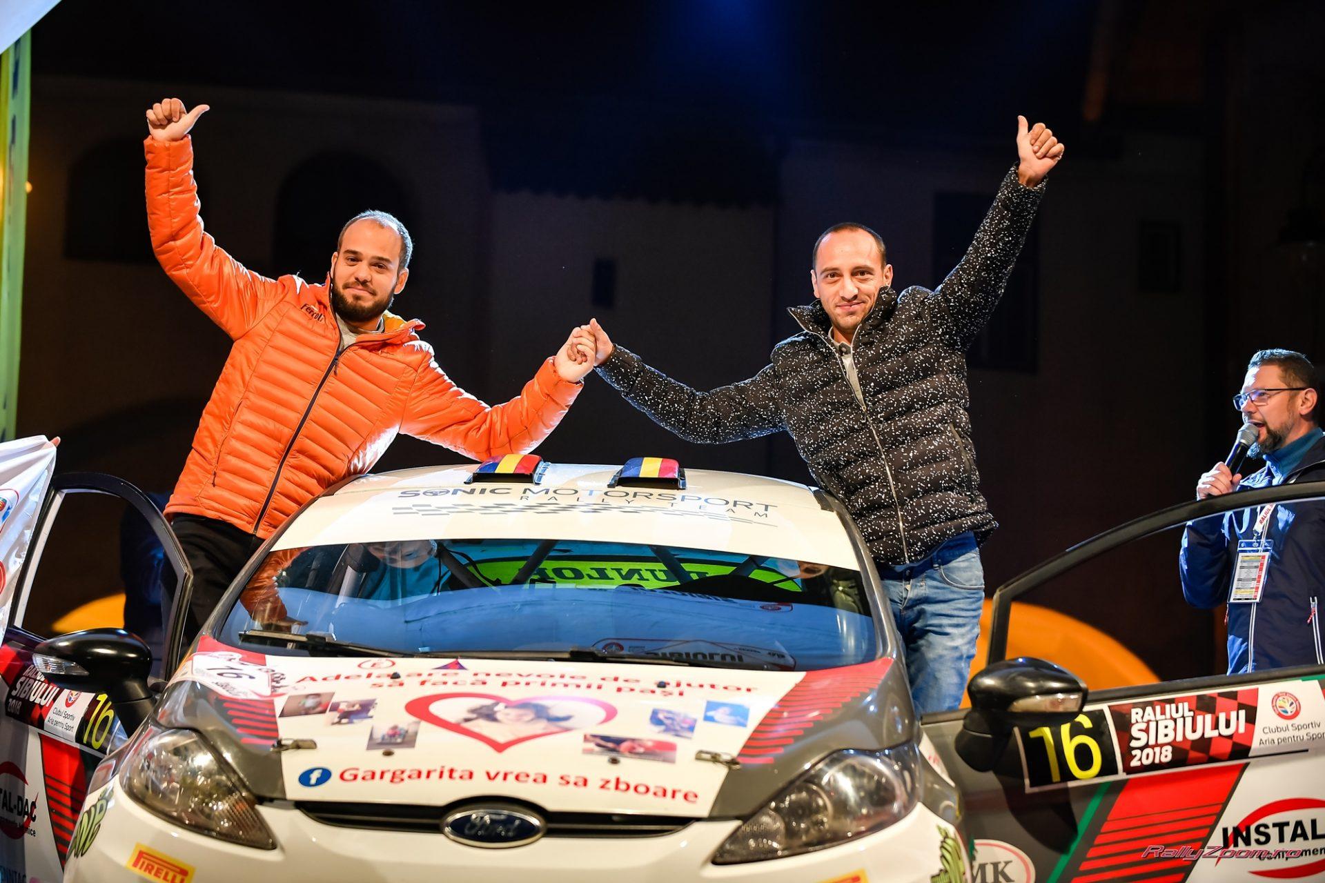 Sezonul 2019 de raliuri debuteaza pe Transfagarasan pentru Csongor Szabo