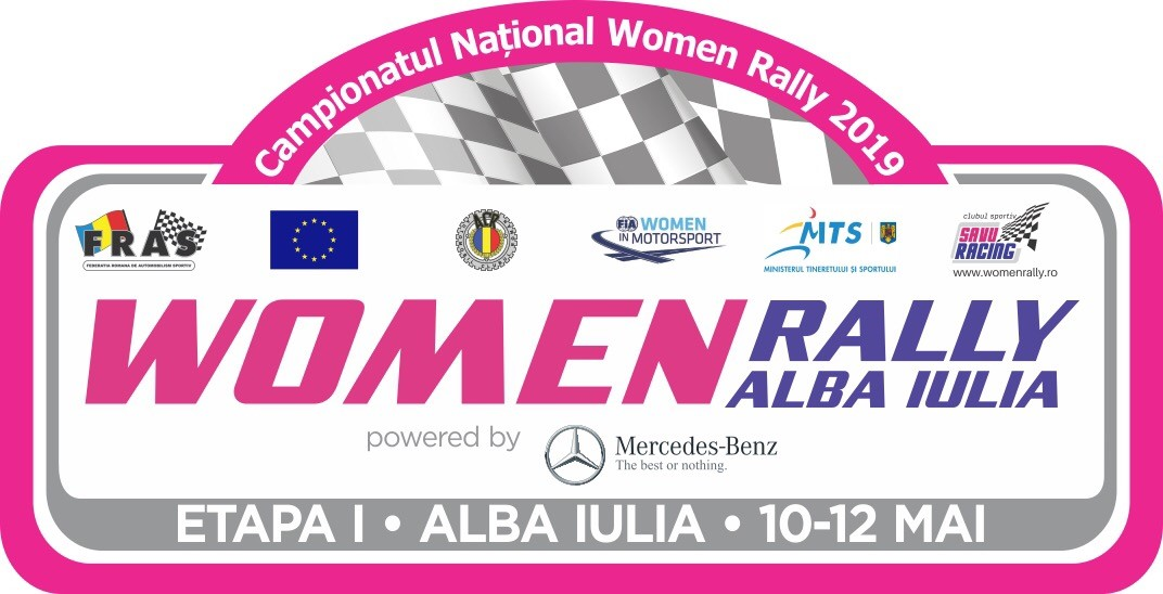 Start in Campionatul National Women Rally 2019