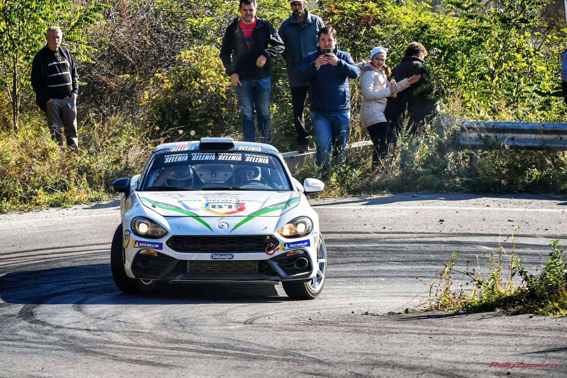 """Florin Tincescu: """"Putem confirma ca vom lua startul la bordul unei masini de clasa 11 – un Subaru Impreza GC8"""""""