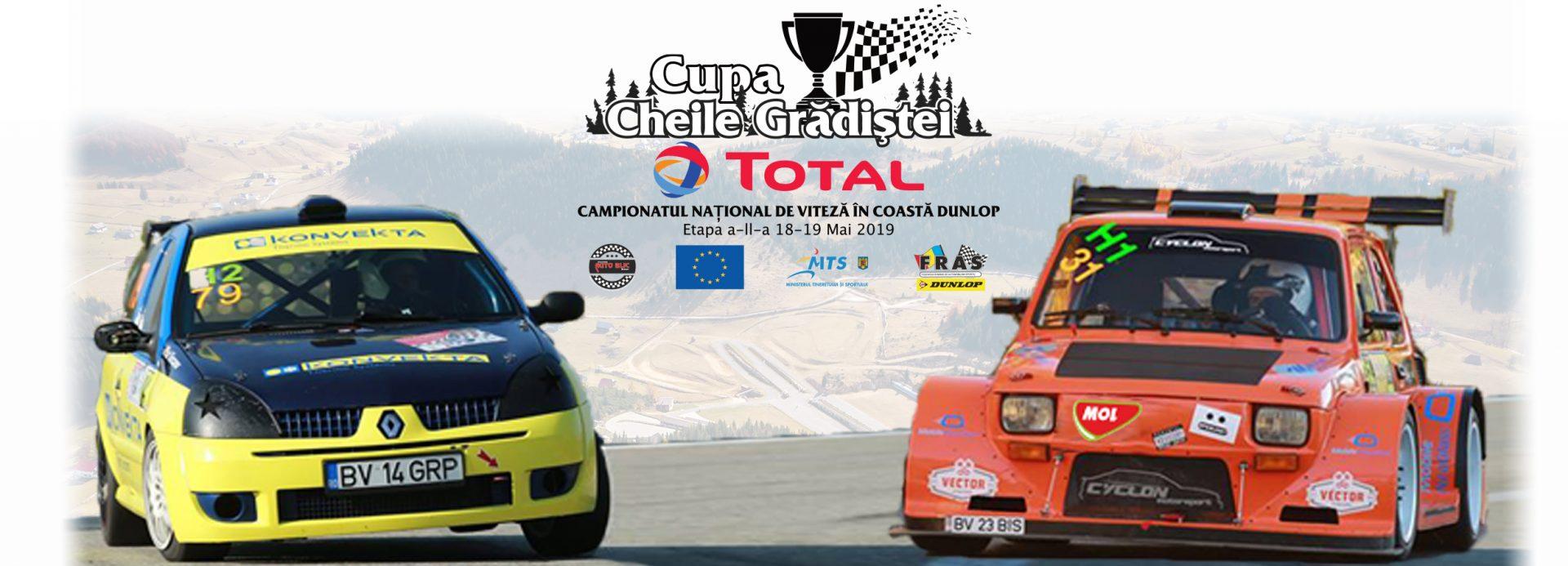 Campionatul National de Viteza in Coasta continua la Cheile Gradistei