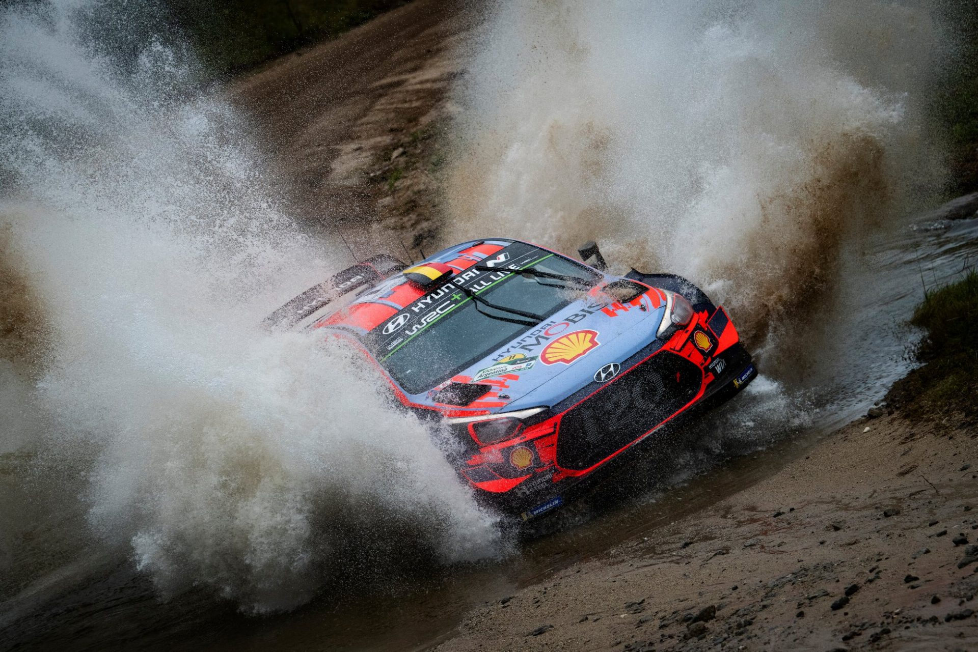 WRC Rally Argentina 2019 – A doua victorie consecutiva pentru Neuville