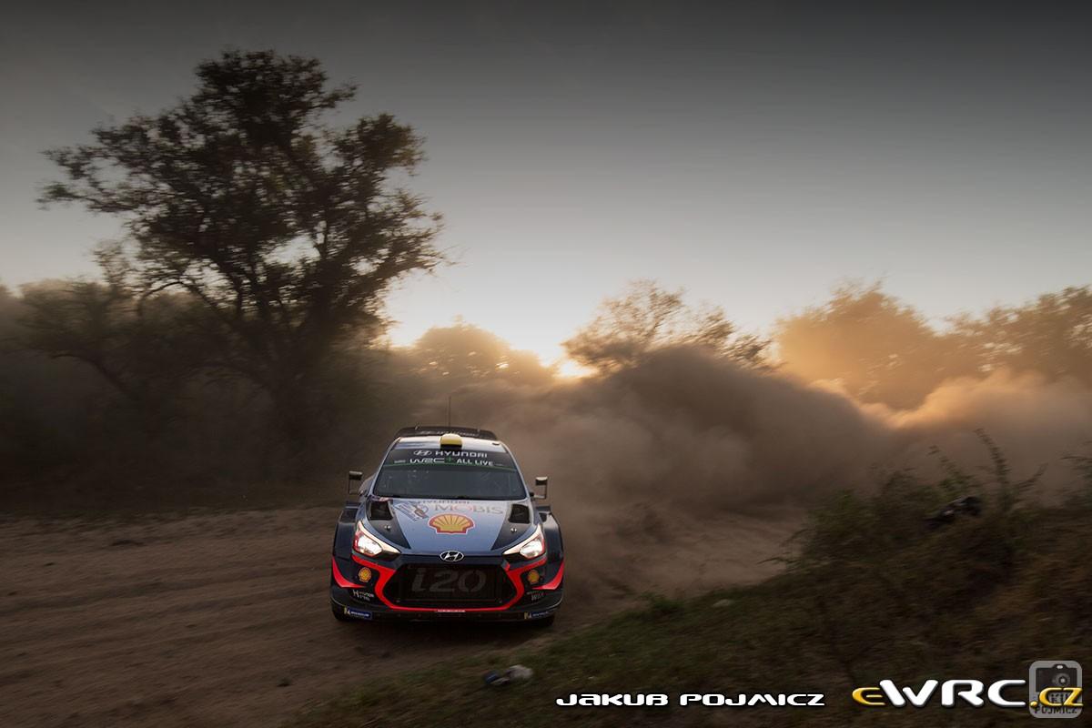 WRC Rally Argentina 2019 – Lupta intensa pentru victorie