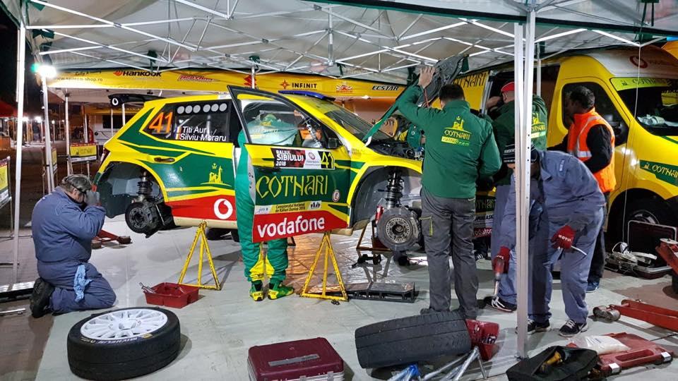 Cotnari Rally Team incalzeste motoarele la Trofeul SERUS