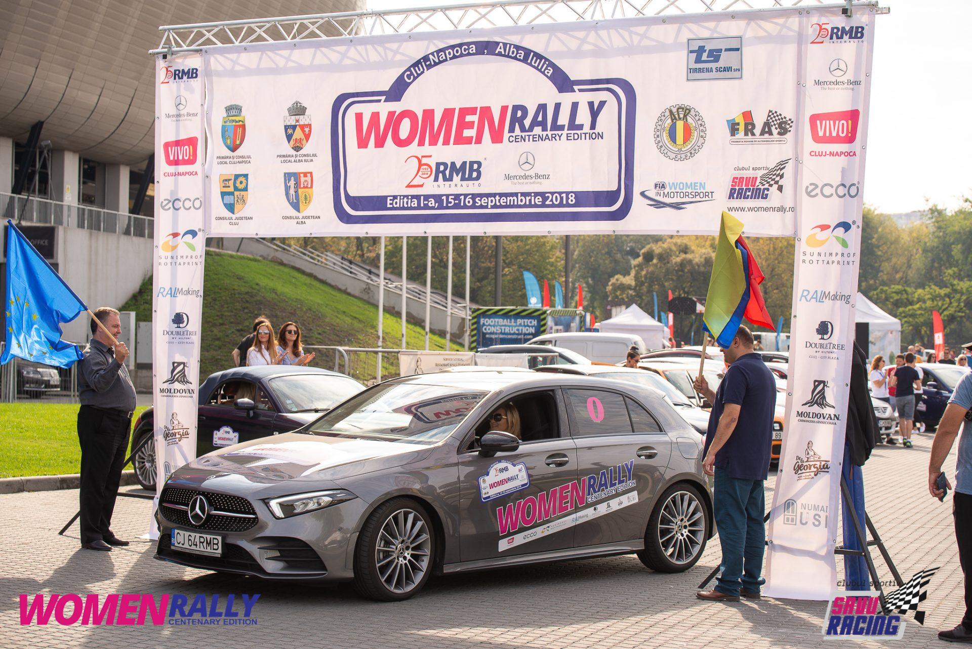 Women Rally 2019 – Un campionat dedicat femeilor