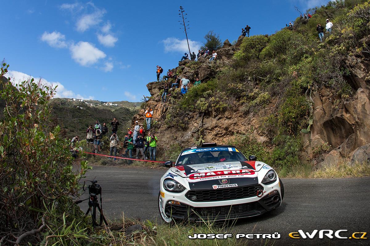 Participarea in Campionatul European in Abarth Rally Cup, un vis devenit realitate pentru Alina Bianca Pop