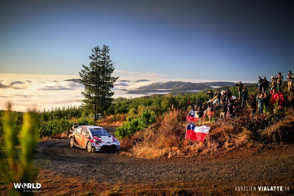 Pronosticuri WRC 2019 – Rezultate Rally Chile & Clasament General