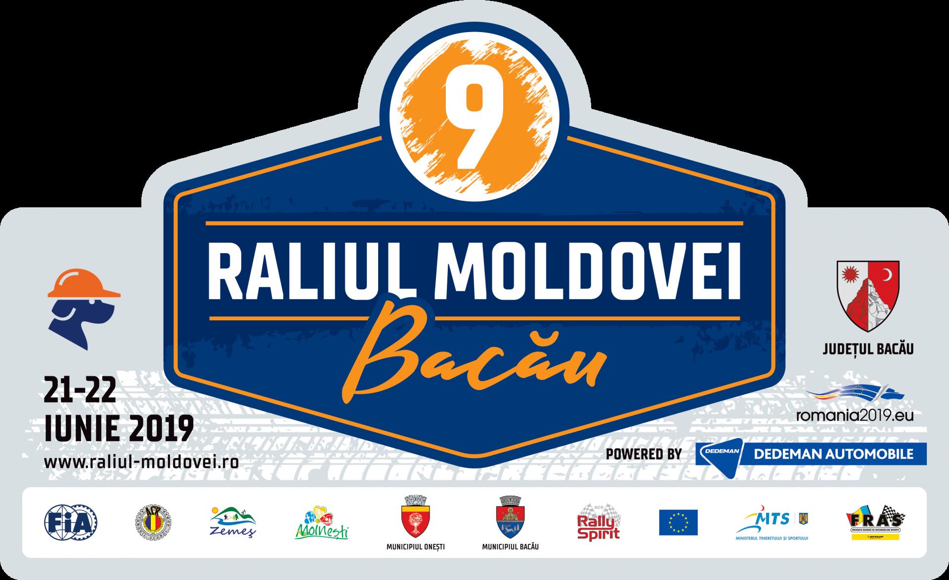 10 ore de transmisiuni televizate pentru Raliul Moldovei Bacau powered by Dedeman Automobile
