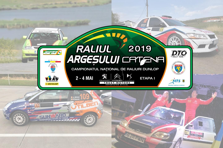 16 echipaje inscrise in Rally2 la Raliul Argesului