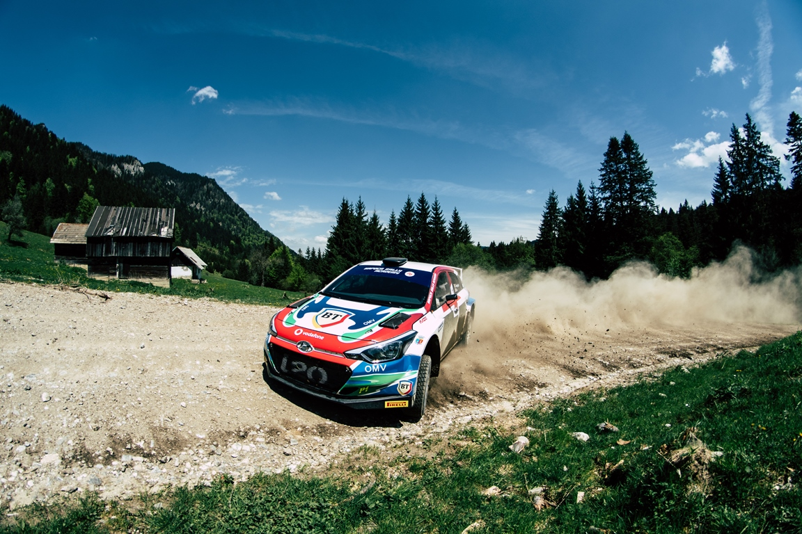 Simone Tempestini, Raliul Aradului un ultim antrenamet inainte de WRC Rally de Portugal (30 mai ? 2 iunie)