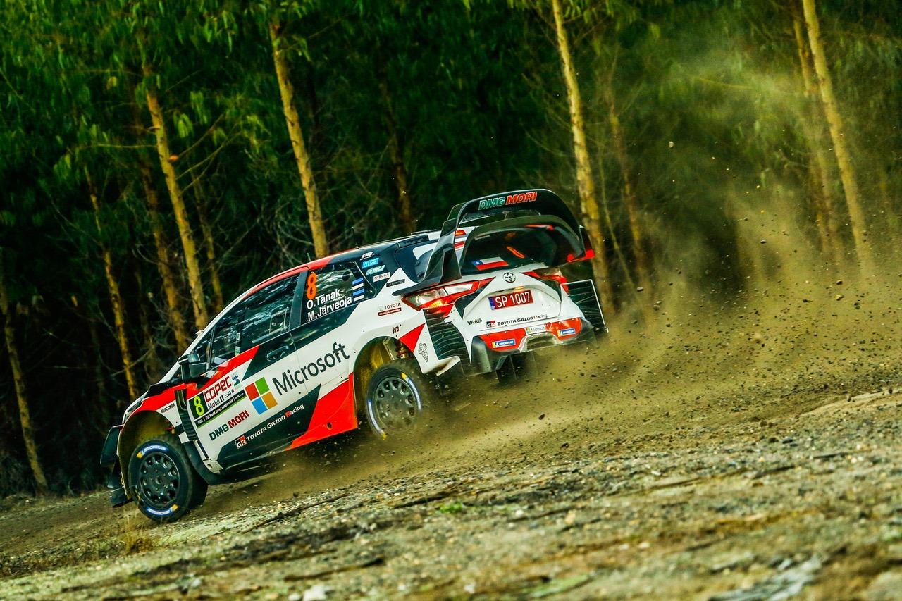 WRC Rally Chile 2019 – Tanak isi mareste avansul, Neuville crash spectaculos