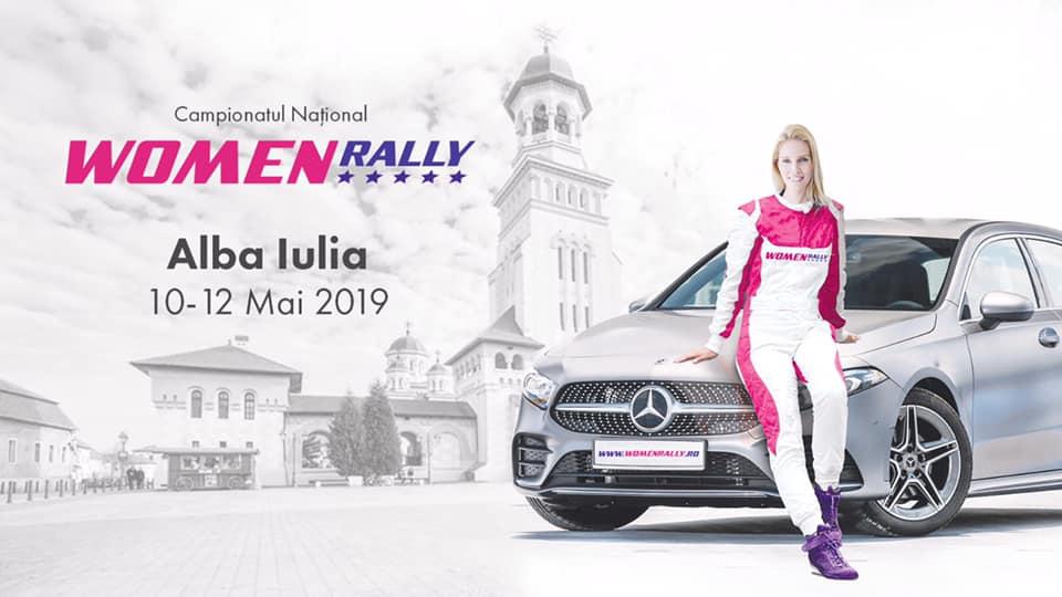 37 de masini la startul primei etape a Campionatului National Women Rally 2019 ? Alba Iulia, 10-12 mai 2019