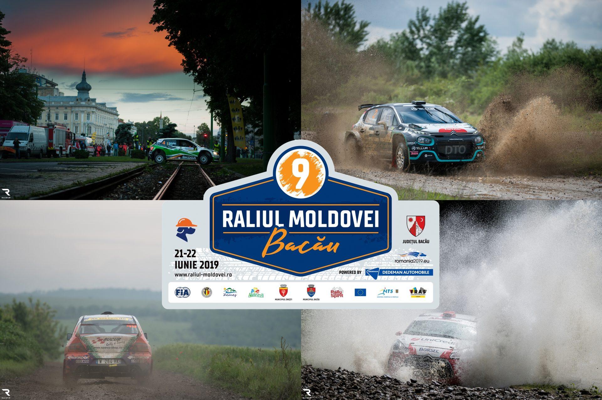 Raliul Moldovei 2019 – Lupta se va da in absenta liderului