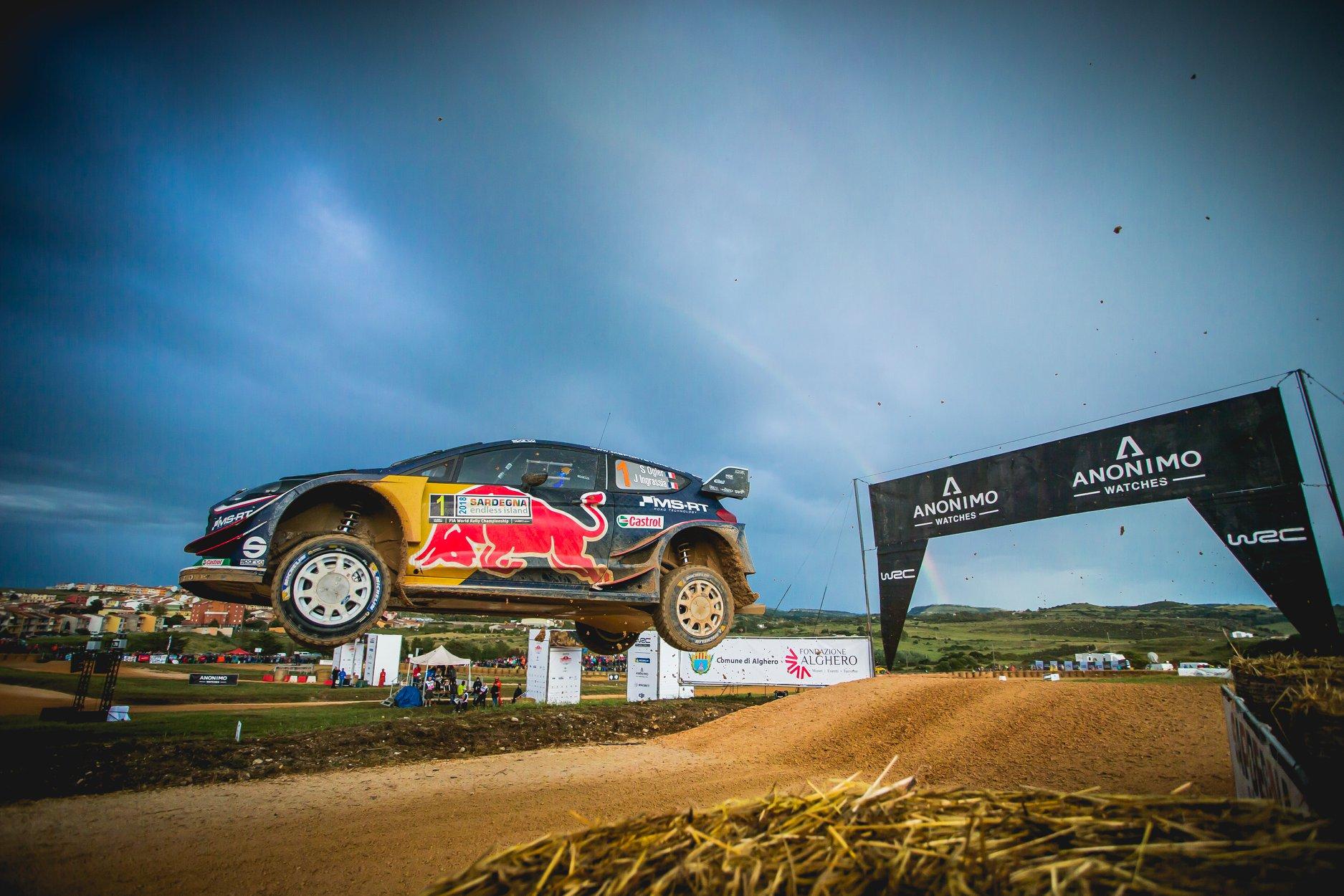 WRC Sardinia 2019 – O noua lupta mondiala pentru Tempestini/Itu si Badiu/Lazar