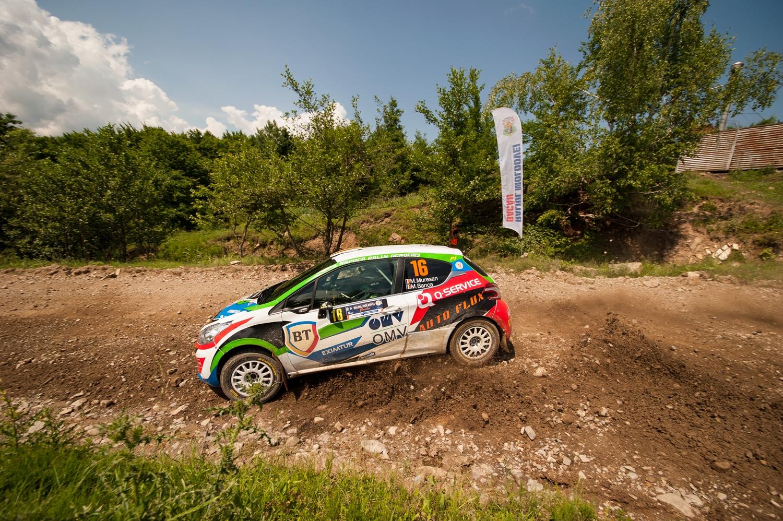 """Mihnea Muresan: """"Dupa 3 raliuri in care am testat limitele dinamice si mecanice, incep sa ma simt cu adevarat confortabil la bordul Peugeot-ului 208 R2"""""""