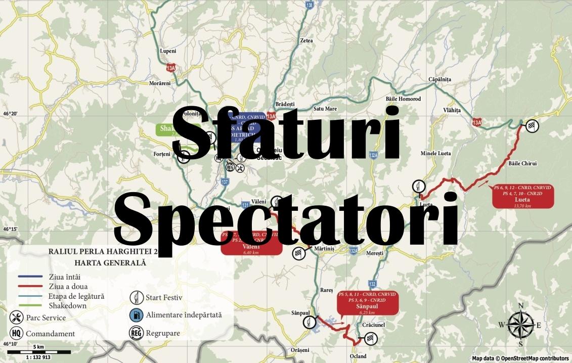 Raliul Perla Harghitei 2019 – Sfaturi & ghid Spectatori