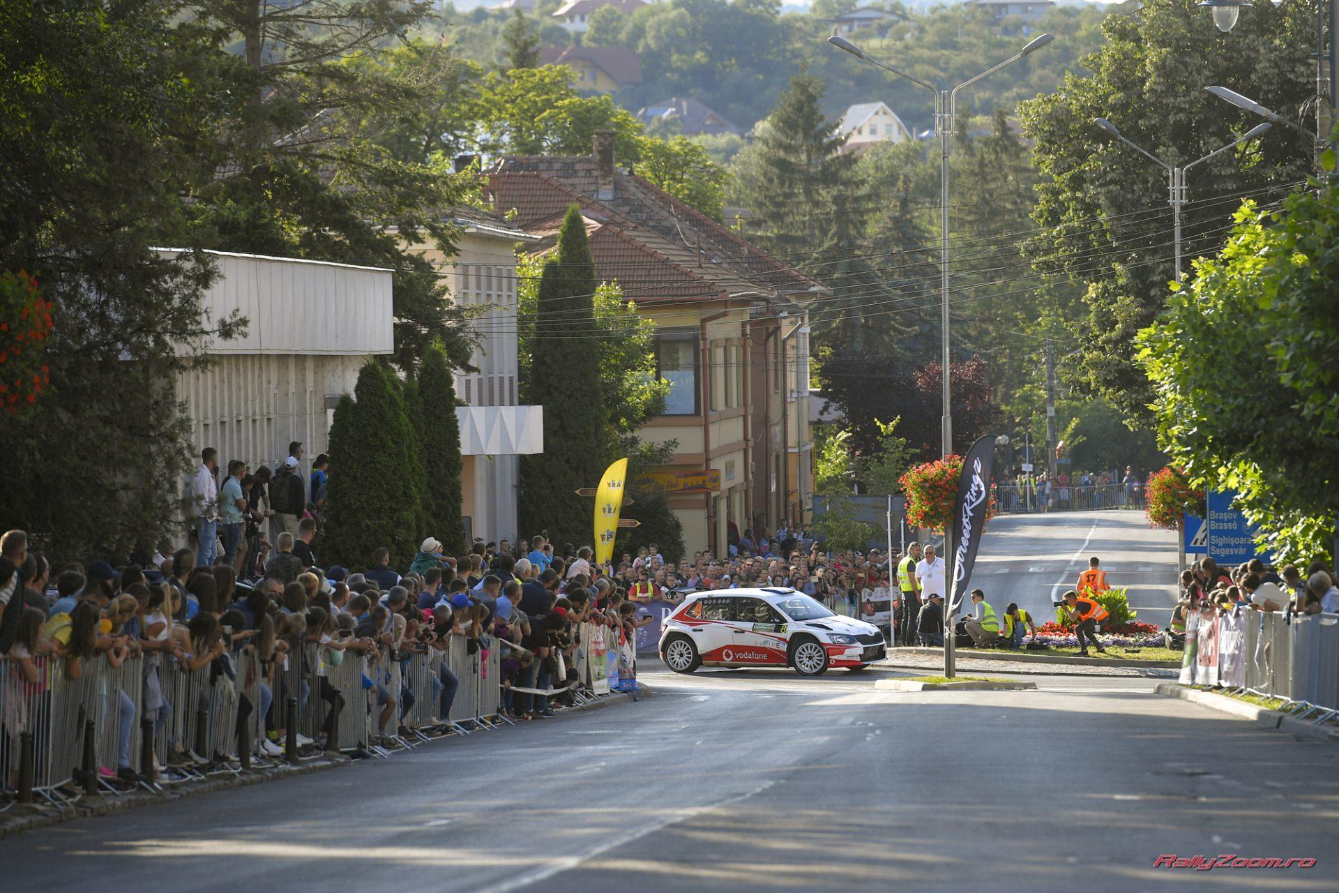 Titi Aur se retrage din Campionatul National de Raliuri Dunlop 2019
