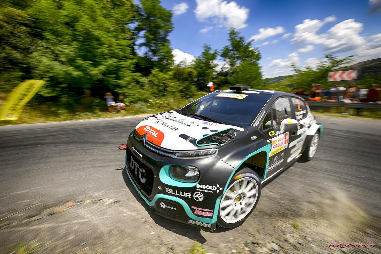 Podiumuri si victorii pentru DTO Rally Team in Raliul Sibiului 2019