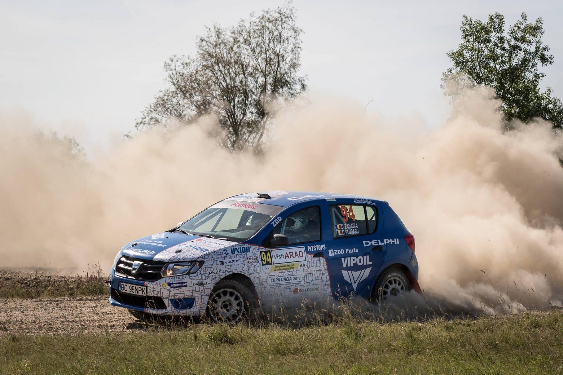 De vanzare: Dacia Sandero – 17.500 €