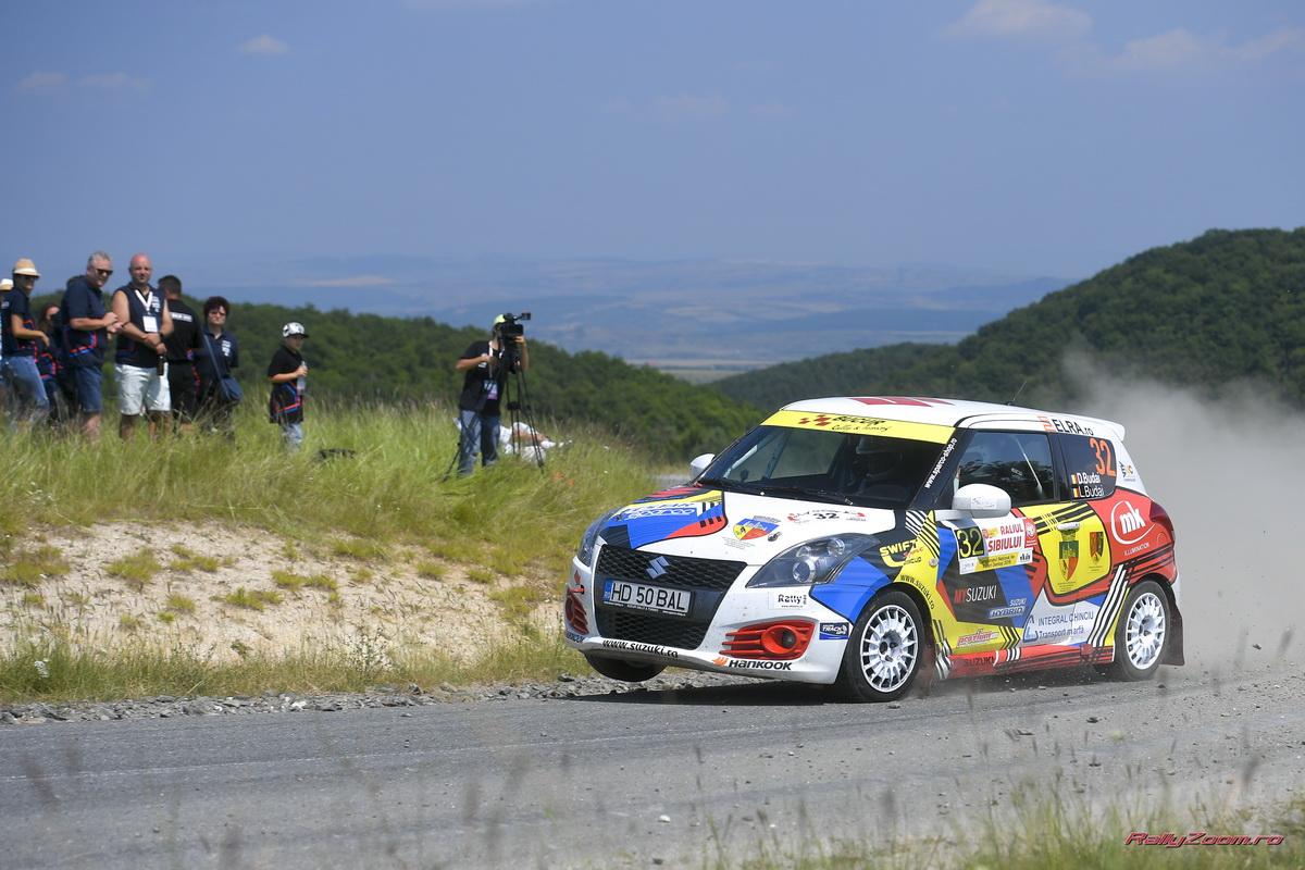 9 echipaje se vor lupta pentru suprematie in Cupa Suzuki la Transilvania Rally