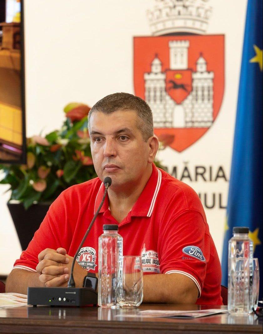 """Dan Codreanu: """"Anul viitor vom avea schimbari a traseului de concurs si a programului Raliului Iasului"""""""