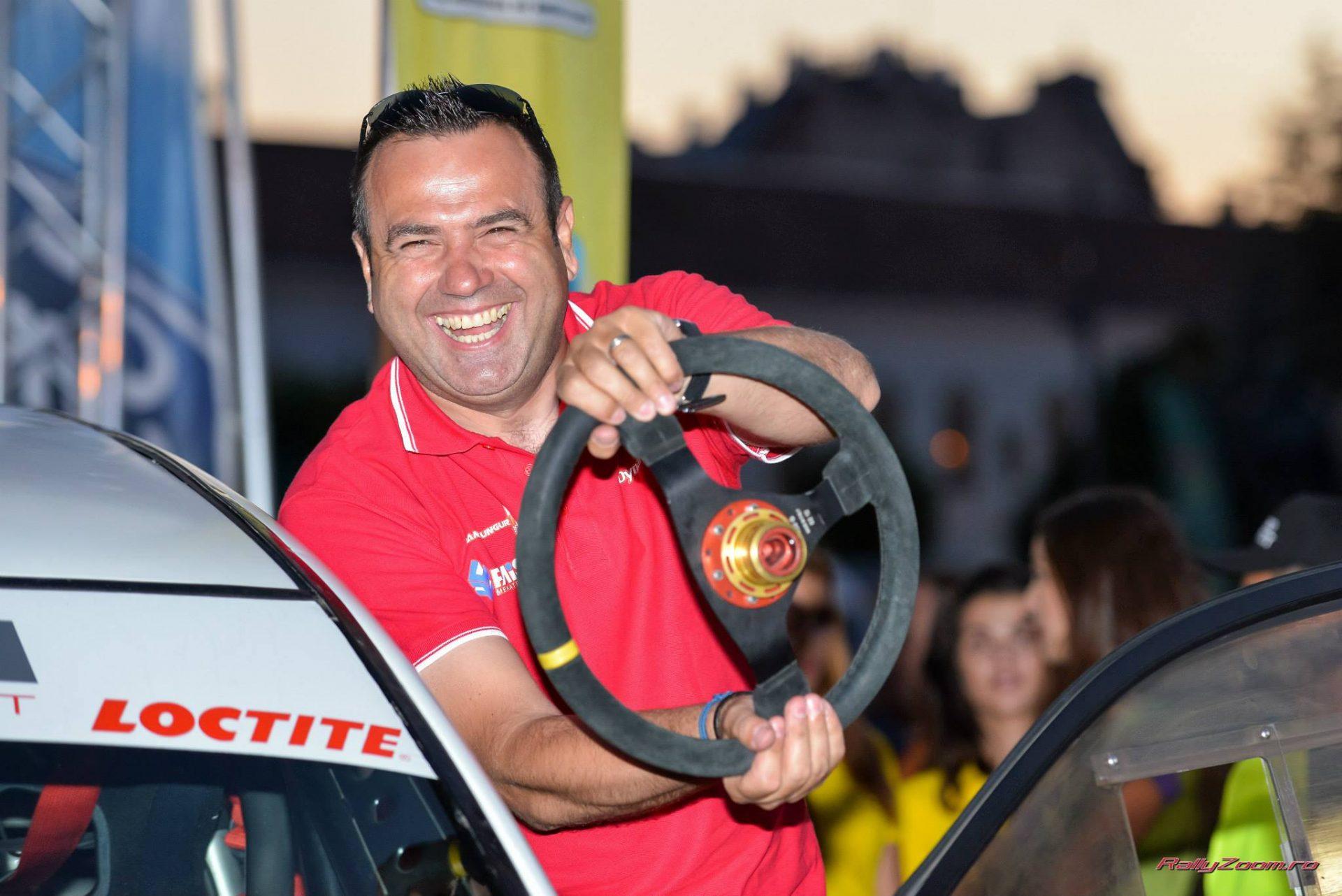 """Danny Ungur: """"Revin in masina de curse la Transilvania Rally"""""""