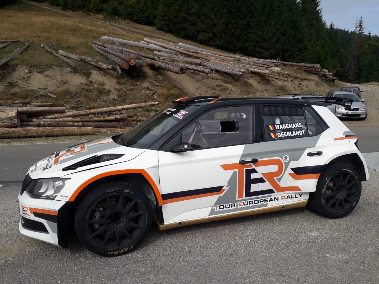 "Joachim Wagemans: ""Transilvania Rally este un raliu foarte rapid si dificil"""