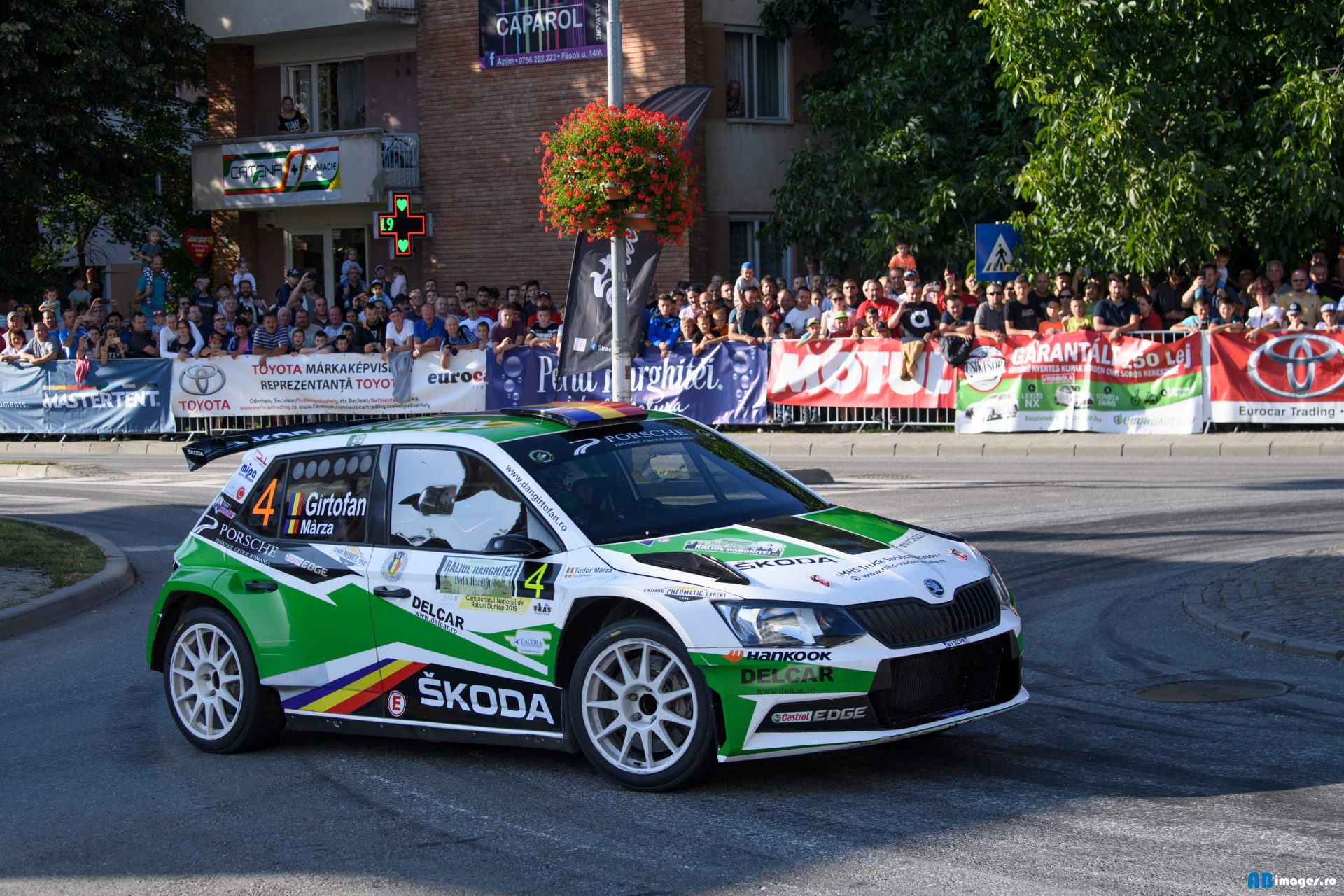 Transilvania Rally, o cursa cu miza pentru Dan Girtofan si Tudor Marza