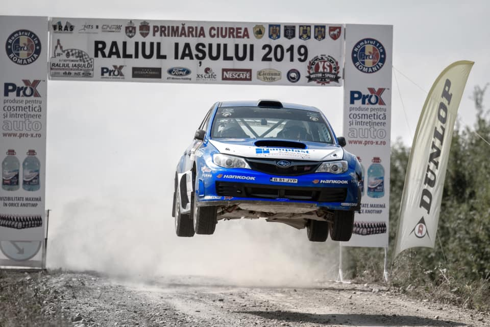 """Andrei Girtofan: """"Abia asteptam sa inceapa Tess Rally 2019, raliul nostru de casa!"""""""
