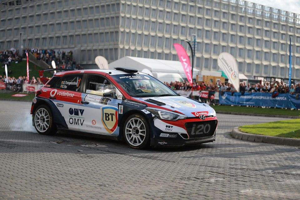 Napoca Rally Academy a dominat raliul de casa, Transilvania Rally 2019!