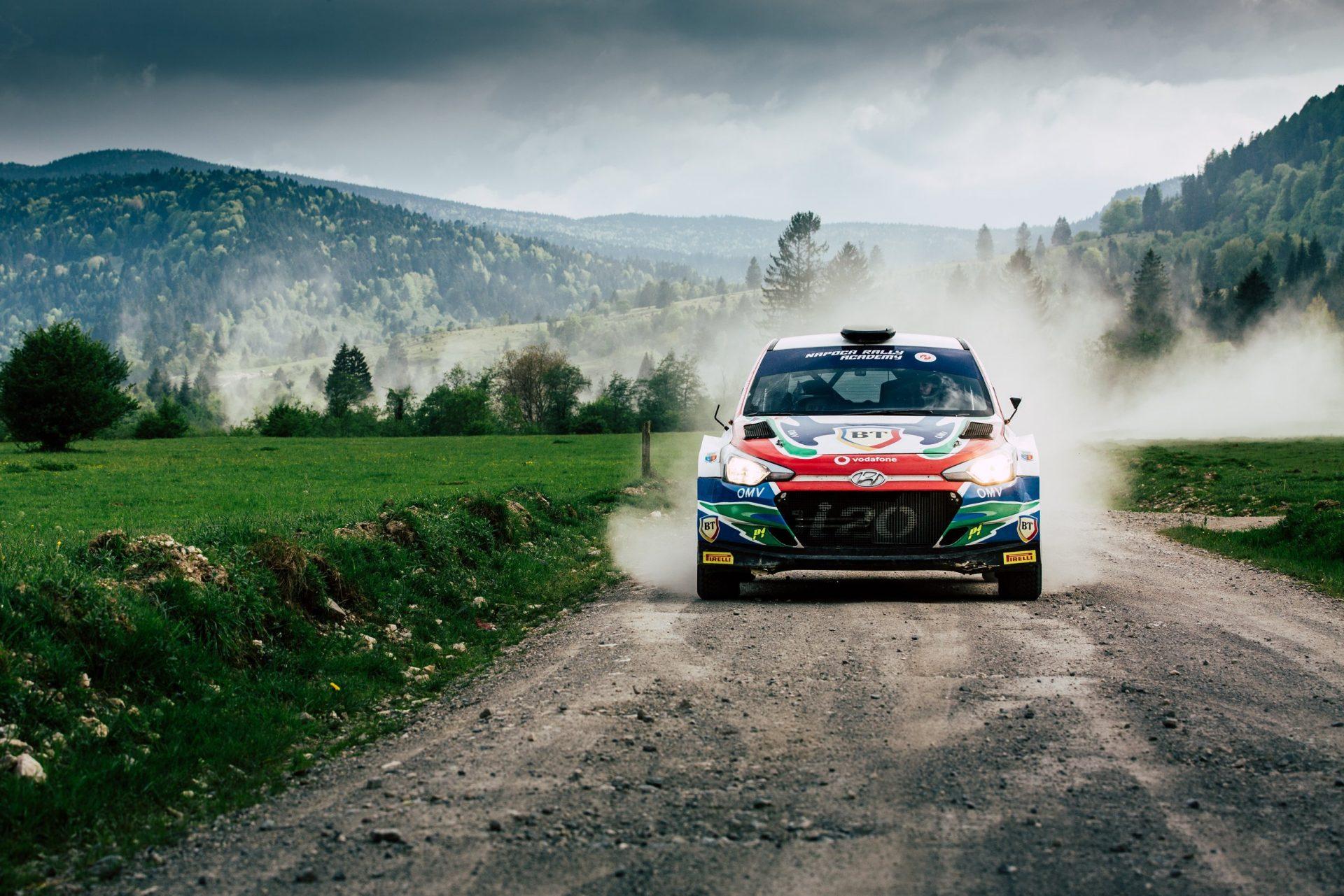 Ultimul asalt pentru Napoca Rally Academy!